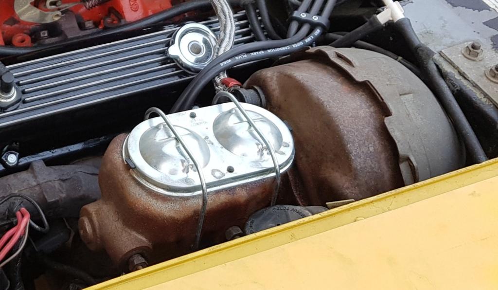 Avec quels produits bichonnez vous votre Corvette et comment ?  20190313
