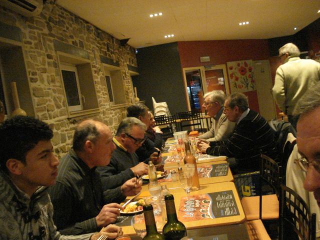 Le 19 janvier 2019, AG et souper au Grilladon à Annevoie. - Page 2 Dsc00027