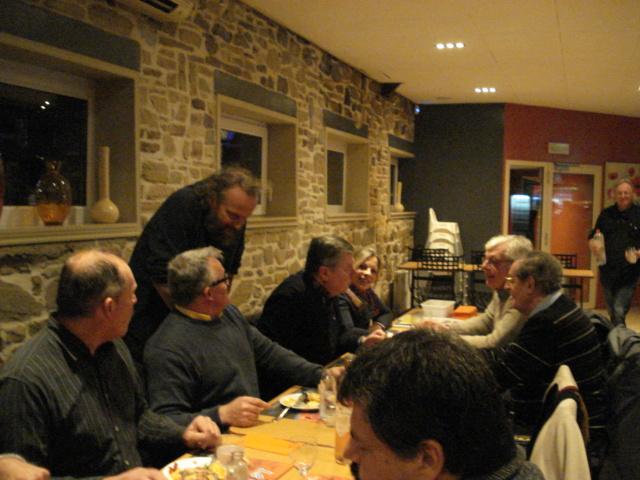 Le 19 janvier 2019, AG et souper au Grilladon à Annevoie. - Page 2 Dsc00030