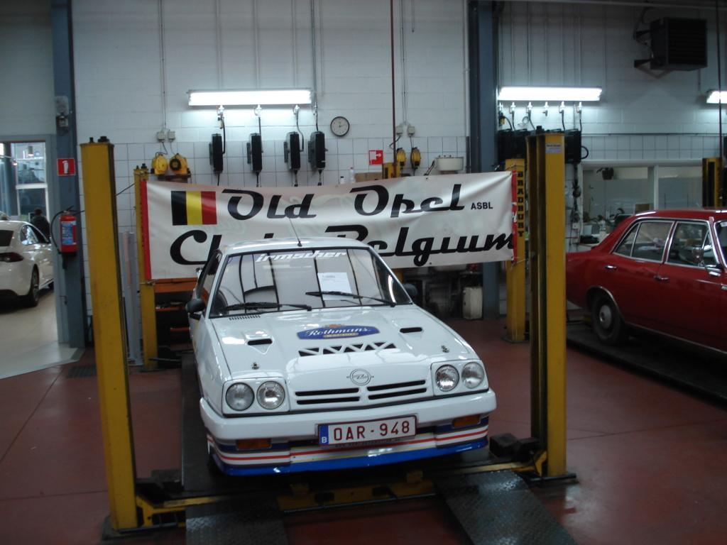 Les 22, 23 et 24 novembre 2019 au Garage Opel Renier à Soumagne. - Page 2 Dsc00186