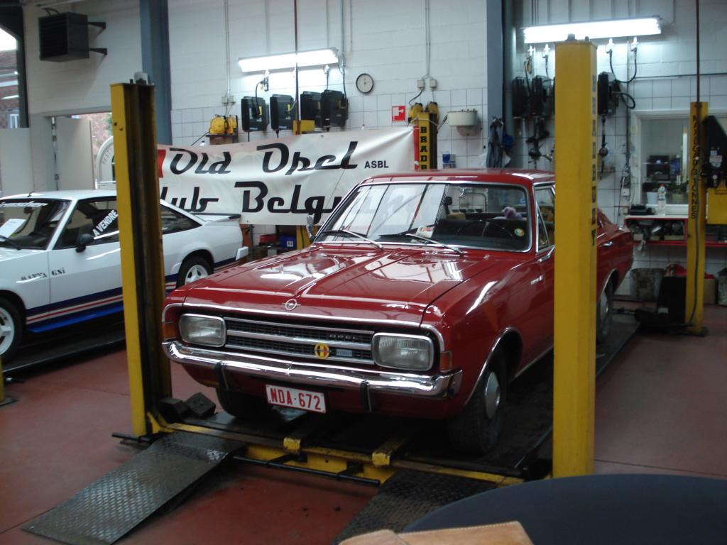 Les 22, 23 et 24 novembre 2019 au Garage Opel Renier à Soumagne. - Page 2 Dsc00187