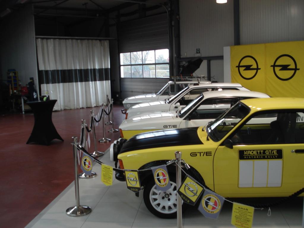 Les 22, 23 et 24 novembre 2019 au Garage Opel Renier à Soumagne. - Page 2 Dsc00201