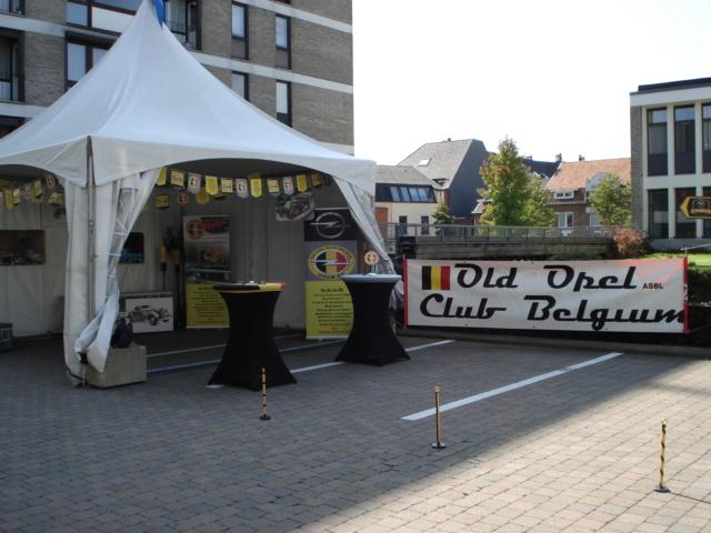 Oldtimertreffen LANAKEN - 31/08 au 02/09 2018 Dsc08101