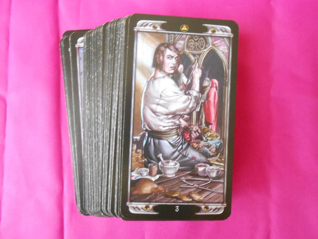 Продаю карты таро из своей коллекции Dscn1517