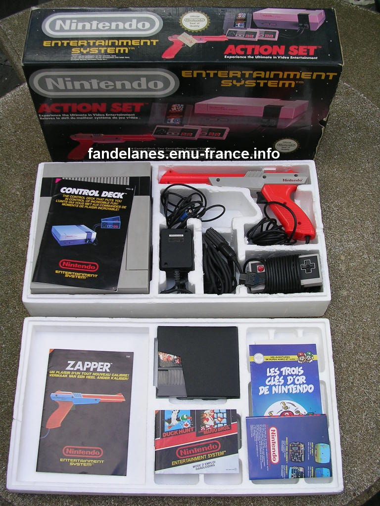 (ACH) 3DS, Switch, GB, GBC, GBA, NES, SNES, SFC, Goodies Club Nintendo - Page 3 Action11