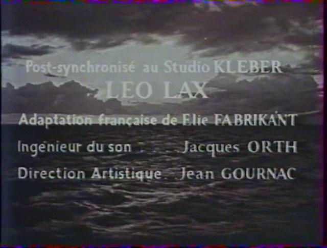 Crépuscule Sur  L' Océan (Joseph Pevney, 1958) 1958_c16
