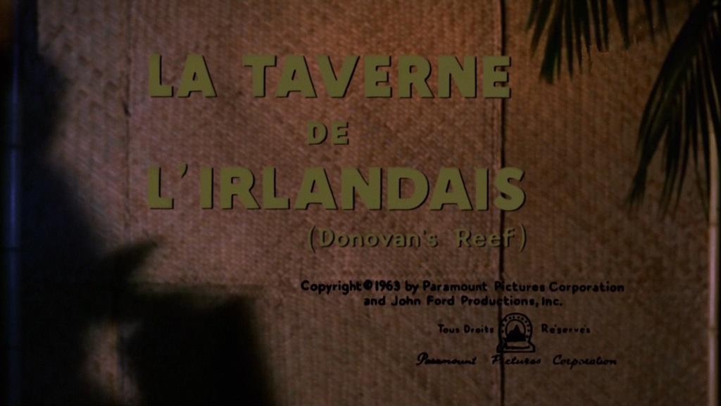 La Taverne de l'Irlandais (John Ford, 1963) 1962_l31