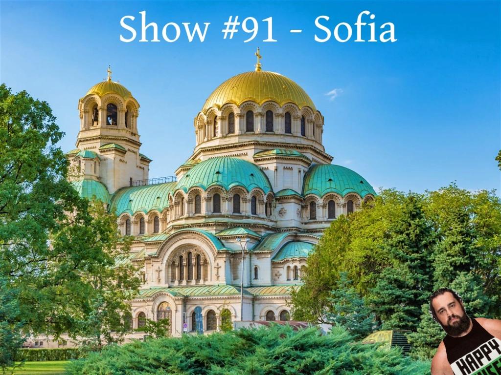 Show #91 - Réactions Sofia10
