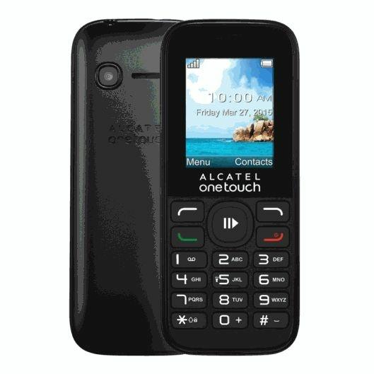Firmware Alcatel 1050A SPD Español 20180932