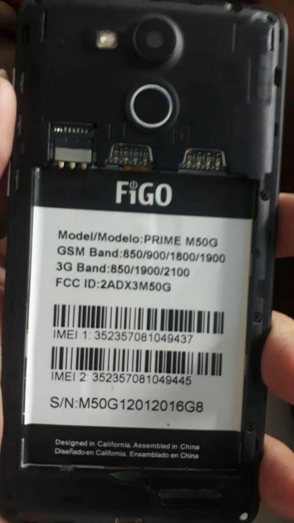 Firmware Figo prime M50G 20181111