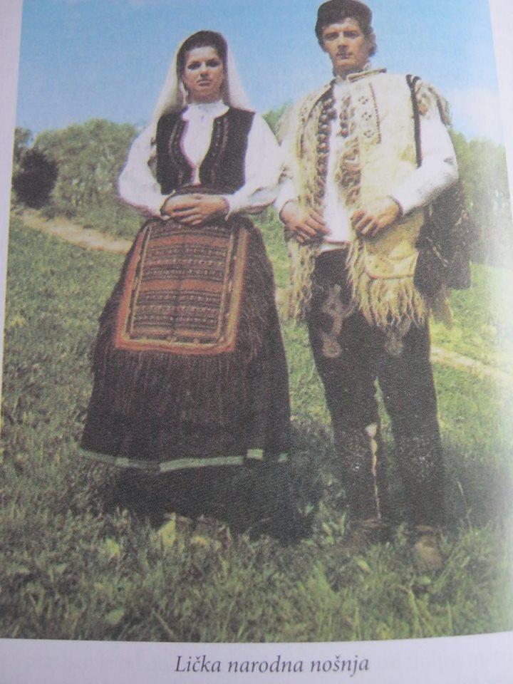 Narodne nošnje sa prostora bivše Jugoslavije i šire 26195910