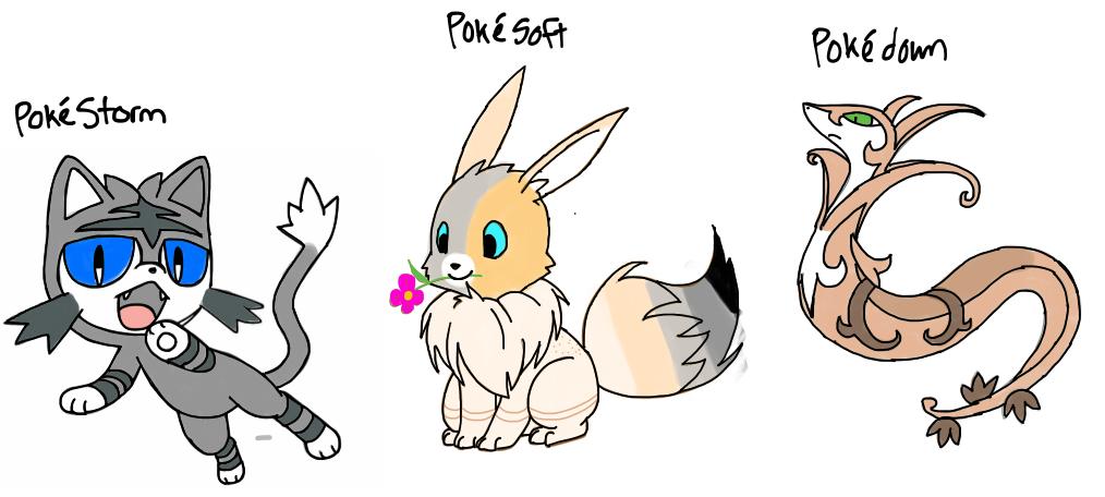 Pokémon Cats (Open) 5fc61410
