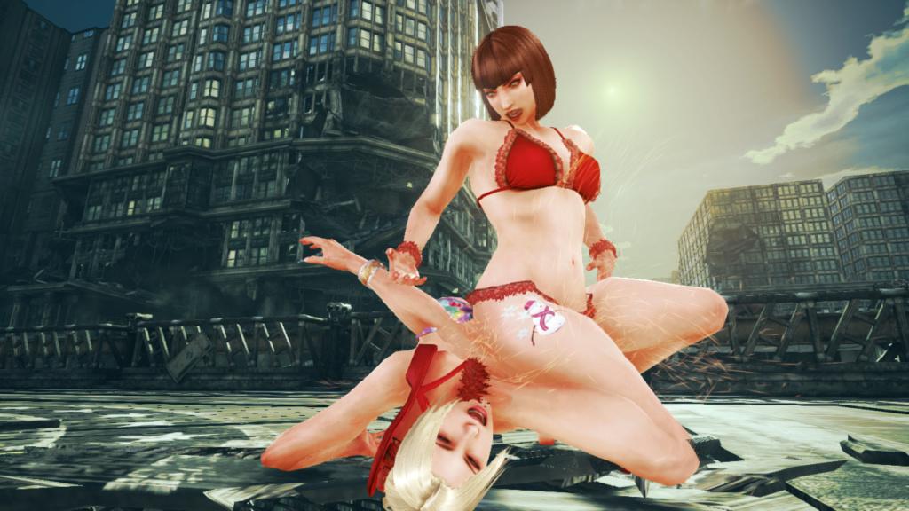 le coin des photographes vidéoludiques Tekken10