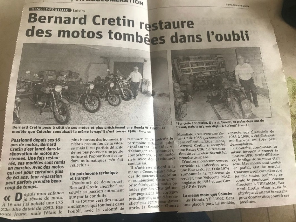collection de moto Image183