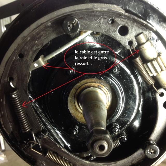 BENDIX autoserrant à cable  301 401 Img_2314