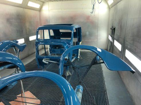 la 401 bleue à Dom25 Img_2811