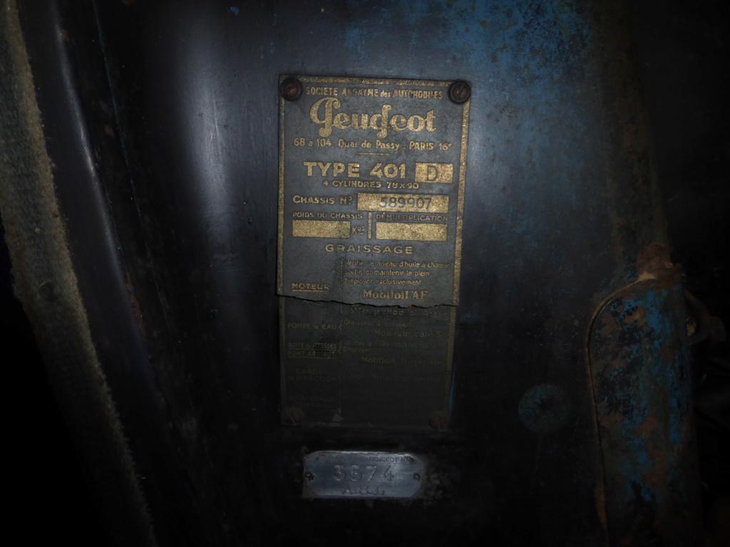 identification vehicule  - 401D P1020214