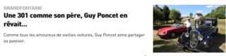 Rencontres des amis01 de Bourgogne et Franche Comté : 2019 Poncet11