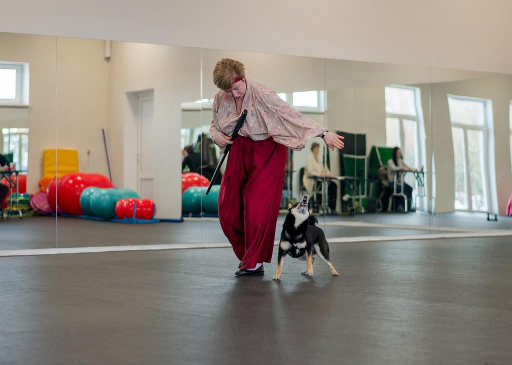 Танцы с собаками - Страница 6 Dsc_1610