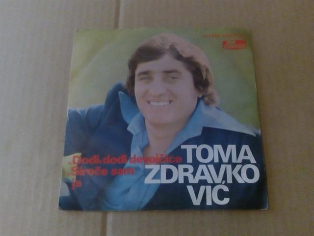 Toma Zdravkovic  1976 - Dodji dodji devojcice 15406814