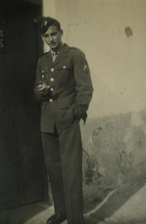 Photo soldat à identifier 0510
