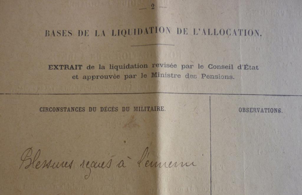 Trouvailles du week-end (drapeaux libé, cartes, papiers WW1...) 1810