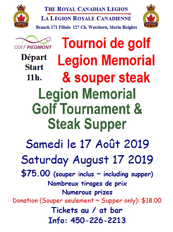 Legion Golf Tournament Golf_t13