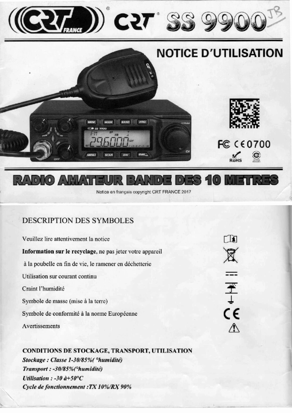 CRT SS 9900 v4 (Mobile) - Page 16 Feuill27