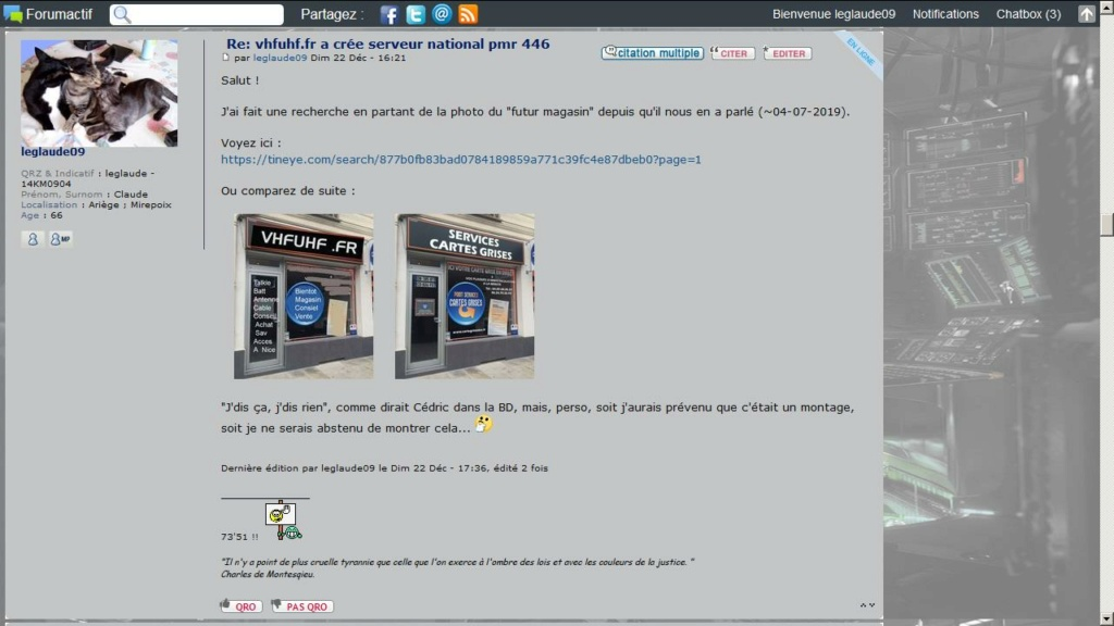 Coriolis Telecom - La Grigonnais (Ouest-Nord-Ouest France)  Magoui10