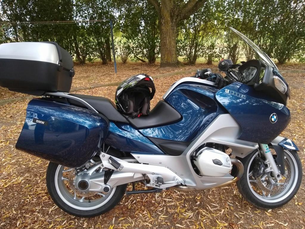 A VENDRE BMW 1200 RT 28797 KMS Moto_c10
