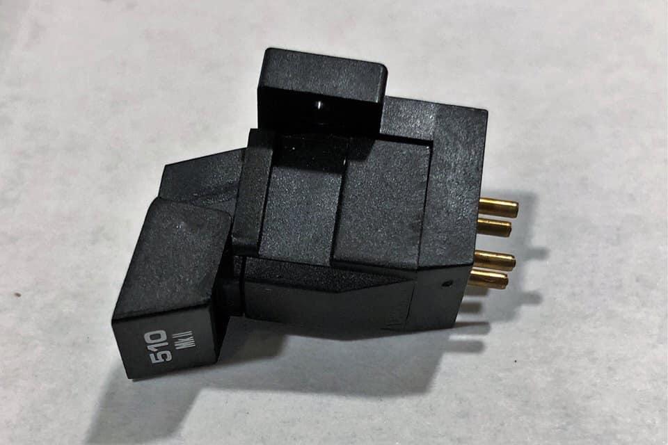 Ortofon 510 MK2 MM cartridge 510mk213