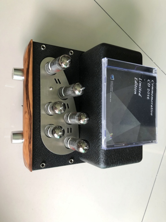 Yarland Integrated EL84 Tube amp - FV34C-IV - sold 846f6910