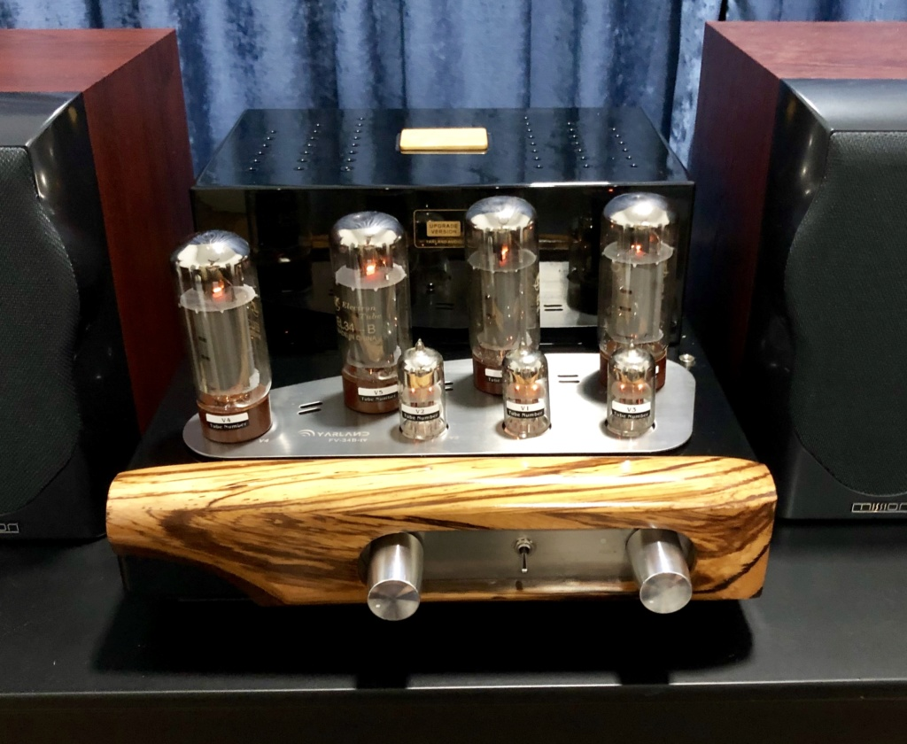 Yarland EL34 Tube Amplifier - FV-34B-IV - sold A4673810