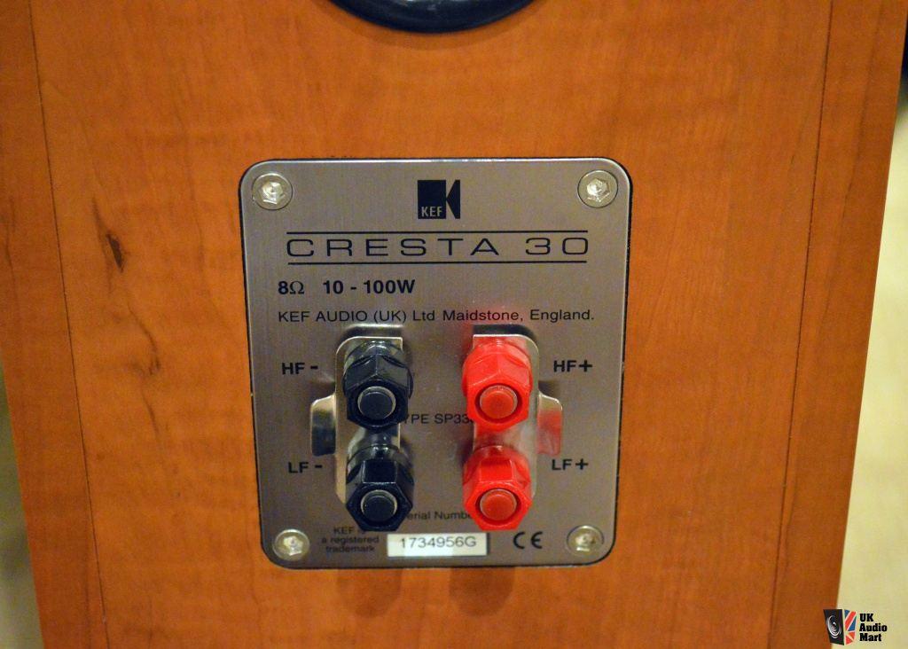 KEF Cresta 30 Floorstand speaker -sold Cresta13