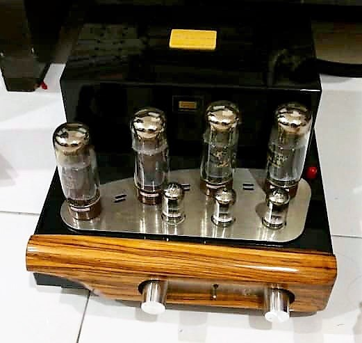 Yarland EL34 Integrated Tube Amp for sale - sold Gxzd9011