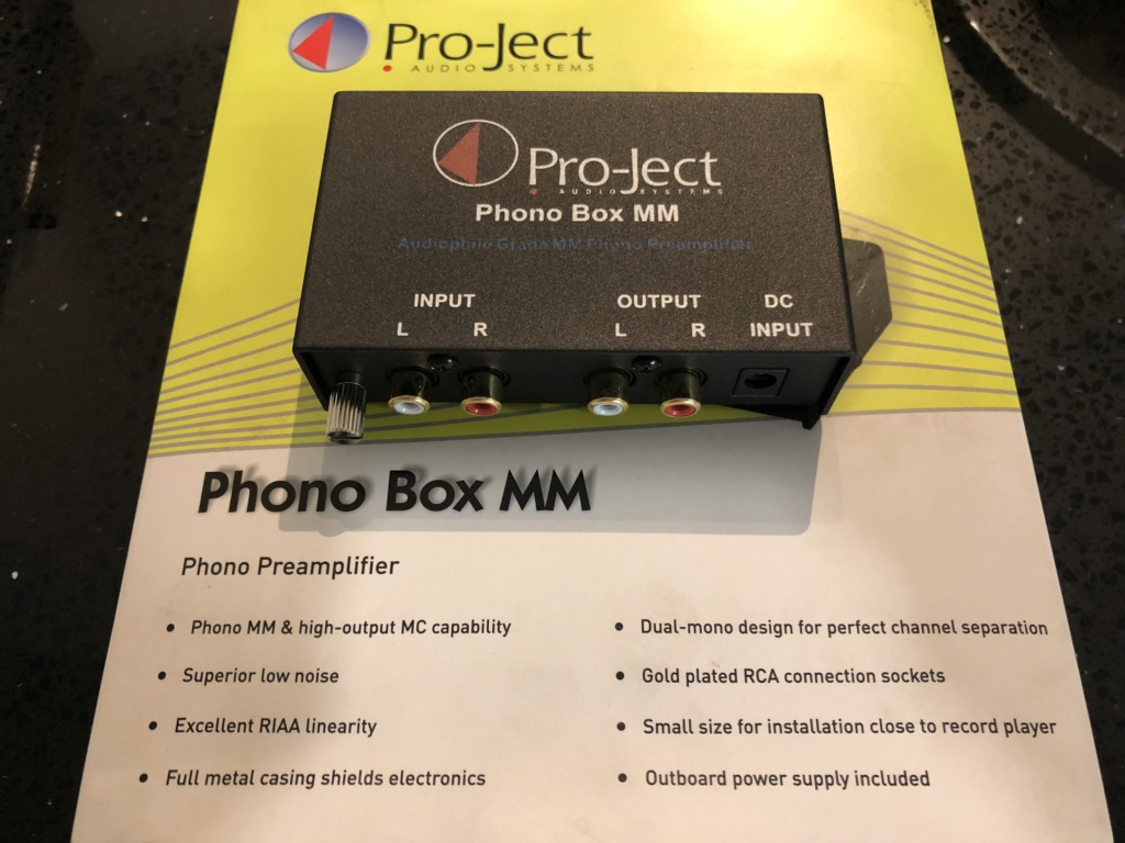 Project Phono Box for sale - sold Img_1322