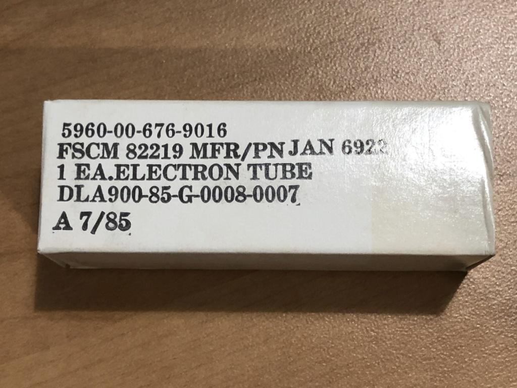 Jan-Philips 6922 (ECC88 / 6DJ8) tubes -sold Img_1713