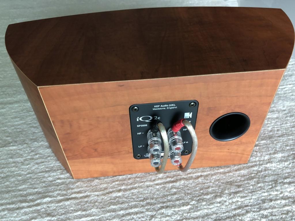 KEF iQ2c center speaker Img_1729