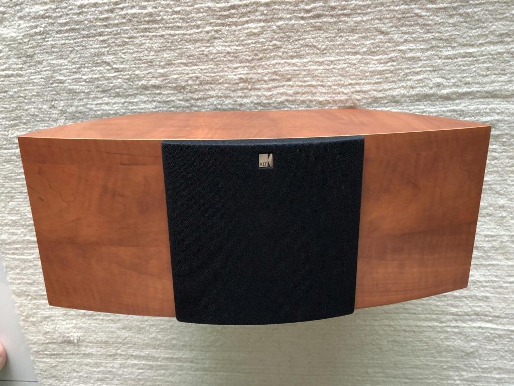 KEF iQ2c center speaker Img_1731