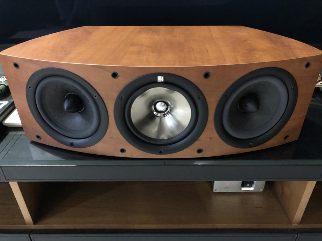 KEF iQ6c Center speaker Img_1928