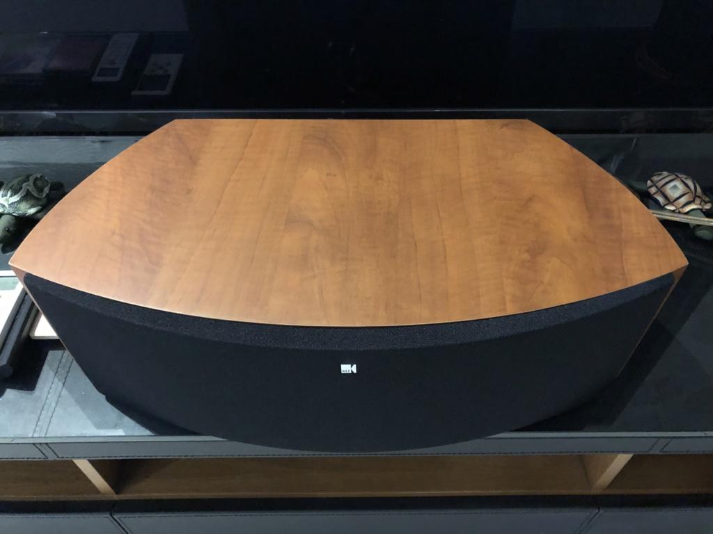 KEF iQ6c Center speaker Img_1929