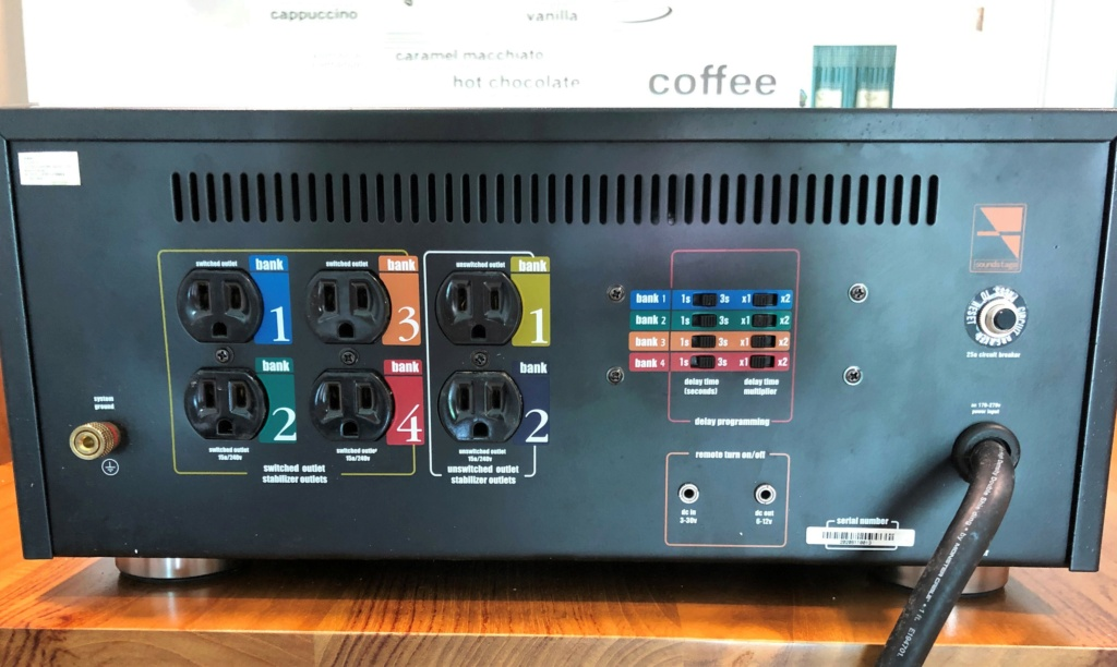Soundstage APS 6000 Auto Voltage Regulator Img_1932