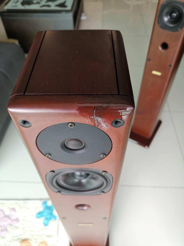 Opera Pavarotti floorstand speaker - sold Img_2041