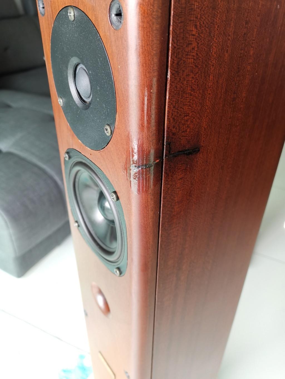 Opera Pavarotti floorstand speaker - sold Img_2042