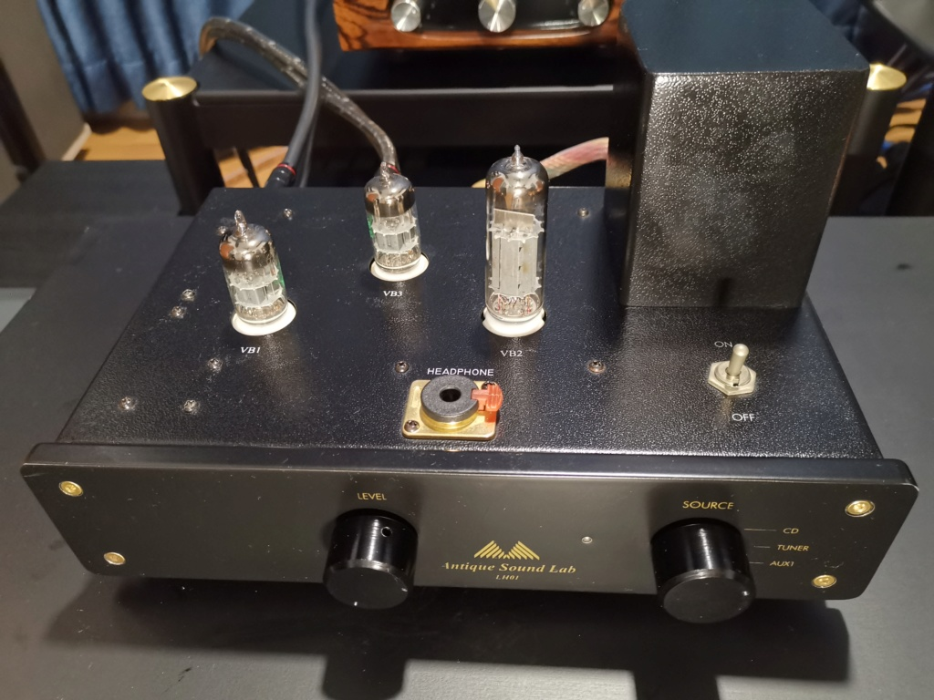 Antique Sound Lab (ASL) LH-01 Preamp - sold Img_2044