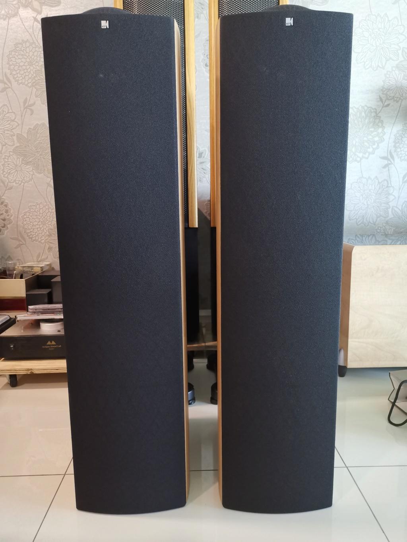 KEF iQ7 floorstand speaker  Img_2083