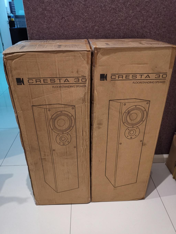 KEF Cresta 30 Floorstand speaker -sold Img_2108