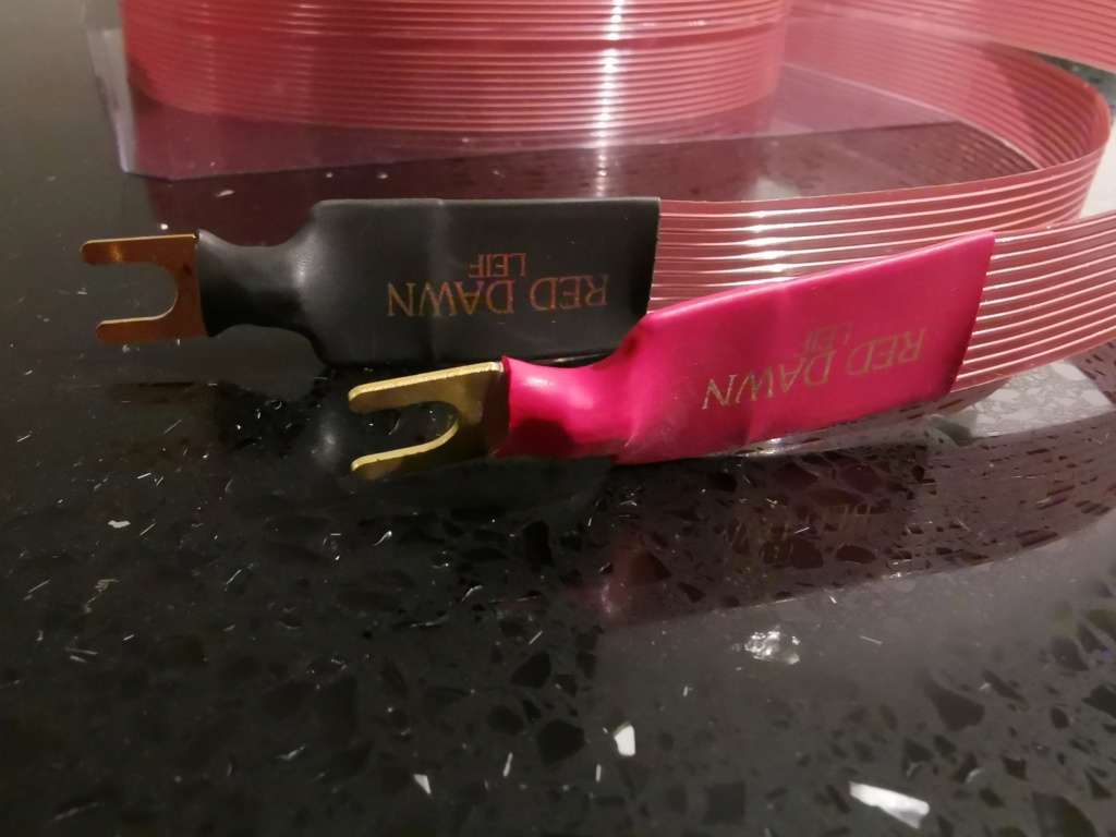 Nordost Red Dawn LS speaker cable -sold Img_2126