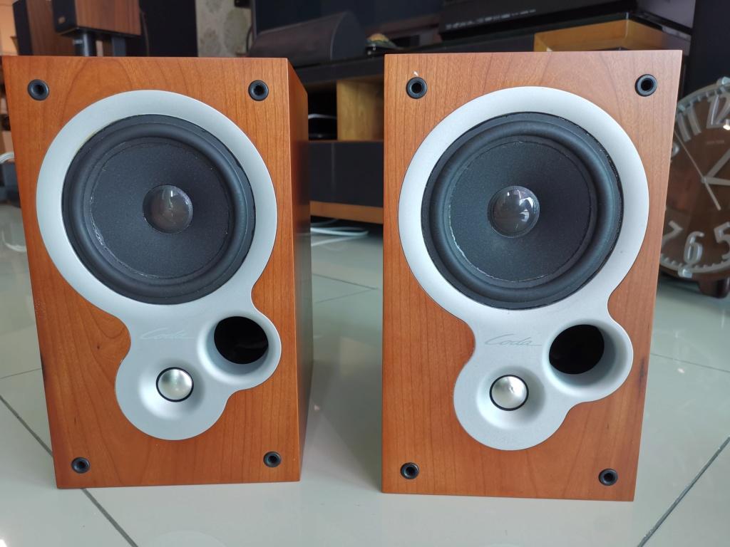KEF Coda 70 bookshelf speaker Img_2160