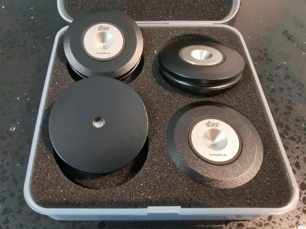 Audio Bastion X-Pad III Spike Pads (sold) Img_2181